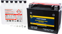 FIRE POWER BATTERY CTX12-BS MAINTENANCE FREE