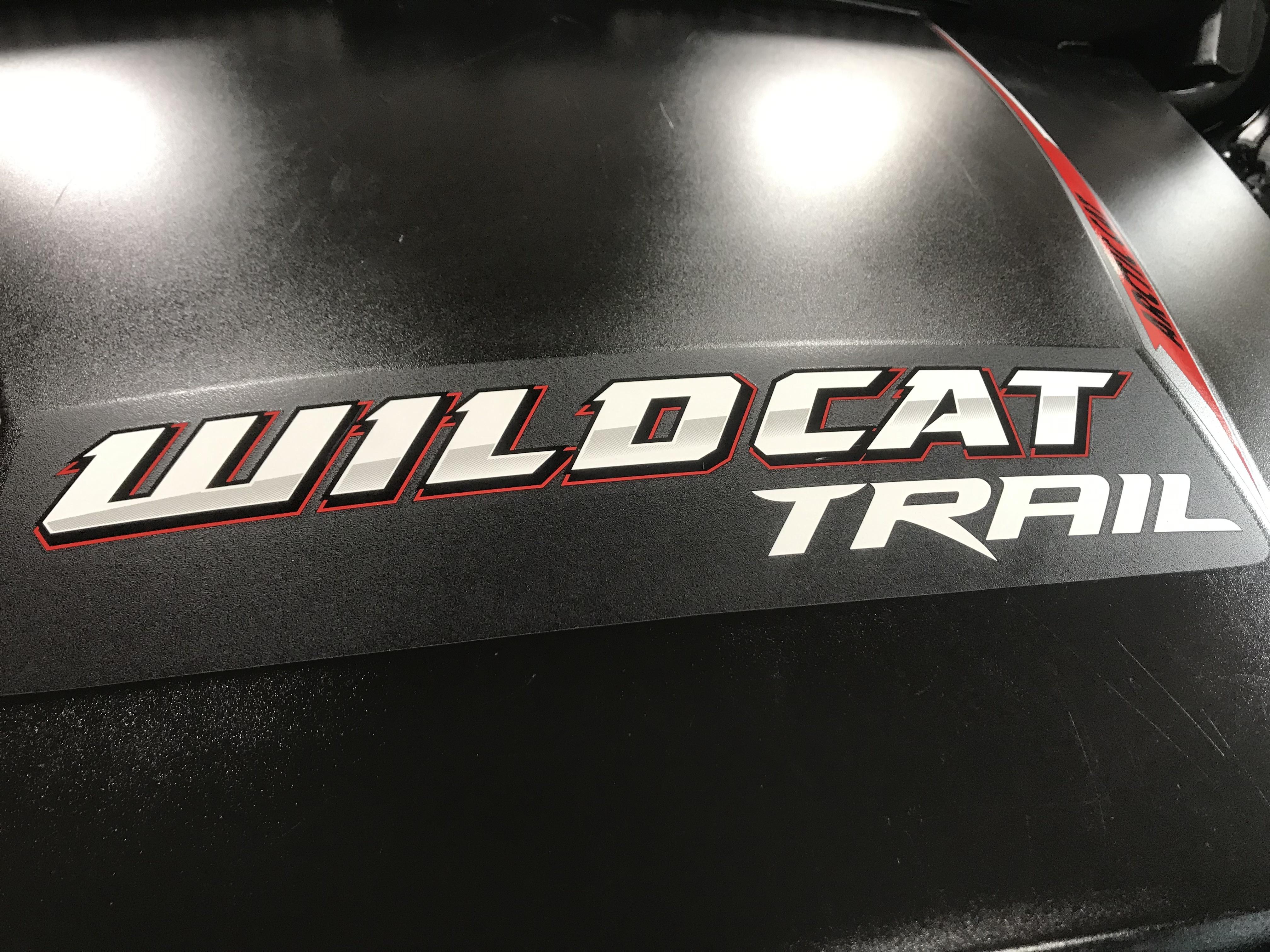 Pending - 2017 Arctic Cat Wildcat Trail XT DPS