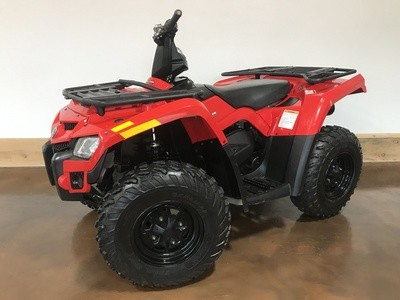 2014 Can-Am Outlander 400 EFI