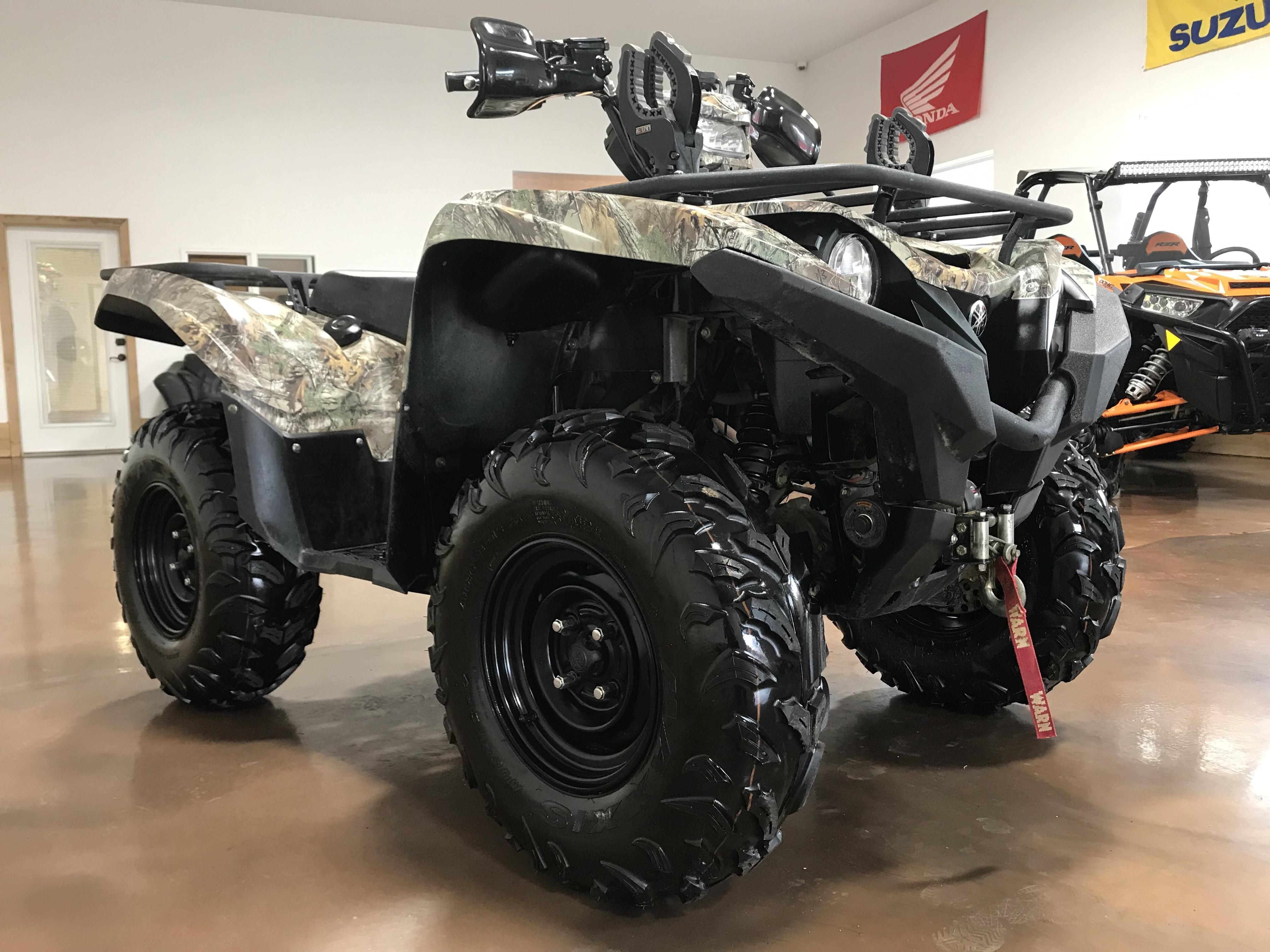 2016 Yamaha Grizzly 700 EFI