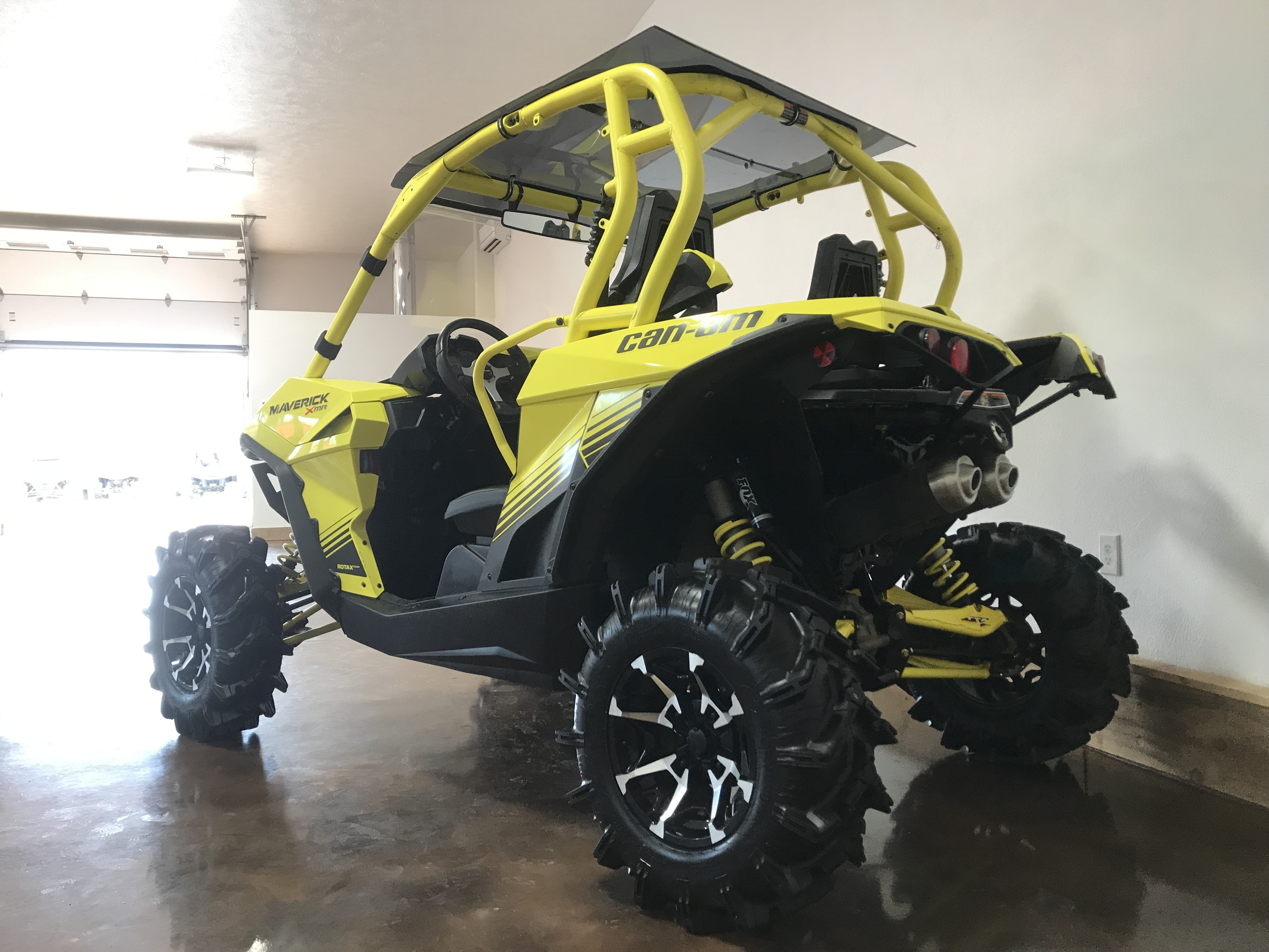2018 Can-Am Maverick 1000R X MR - ONLY 470 Miles!