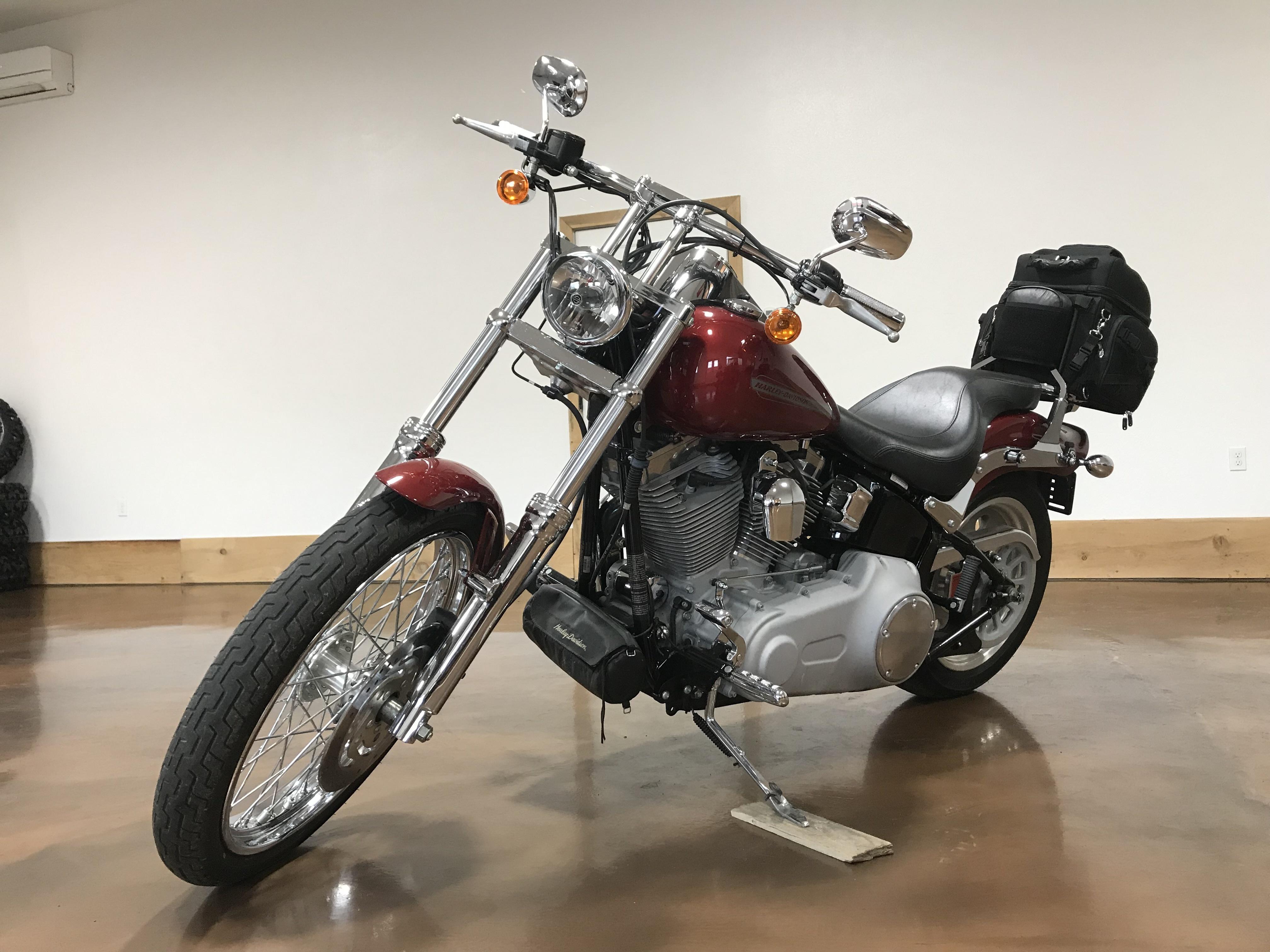 2007 Harley Davidson Softail Standard FXST 79823