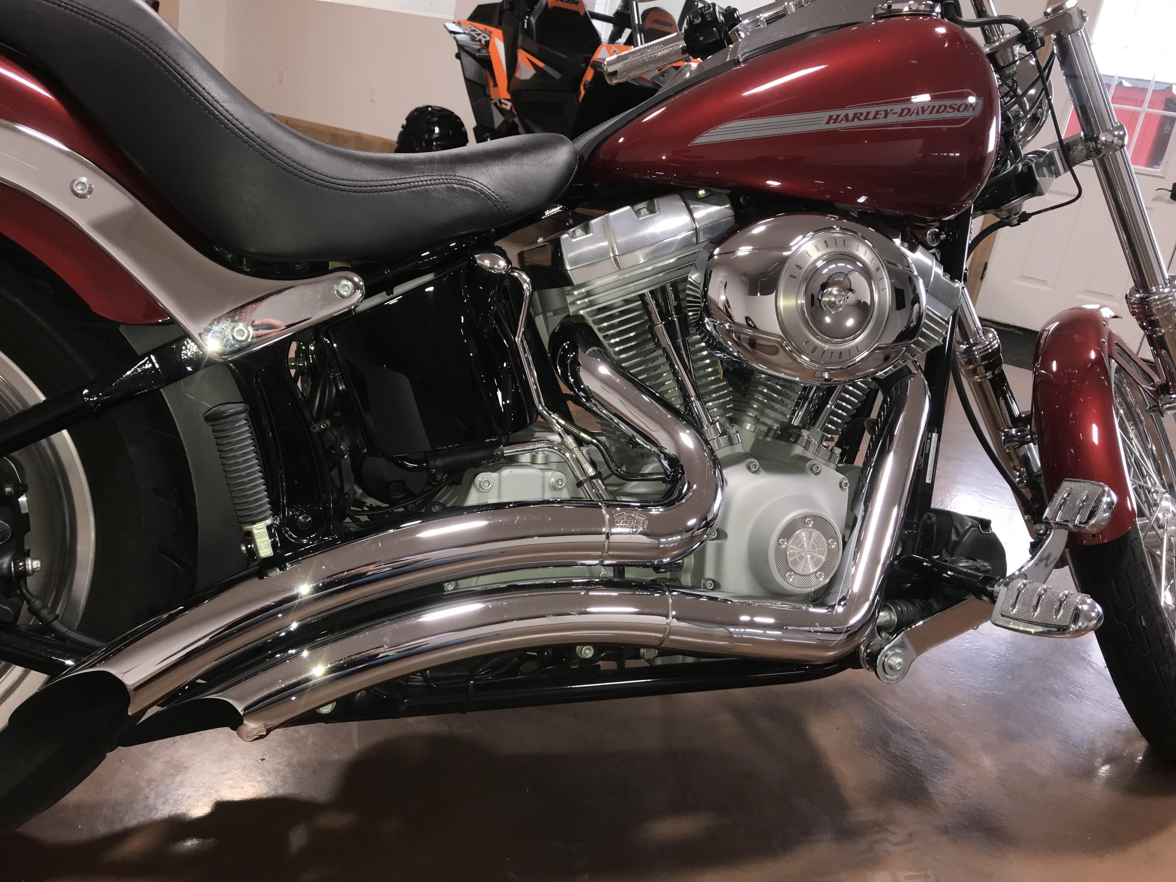 2007 Harley Davidson Softail Standard FXST