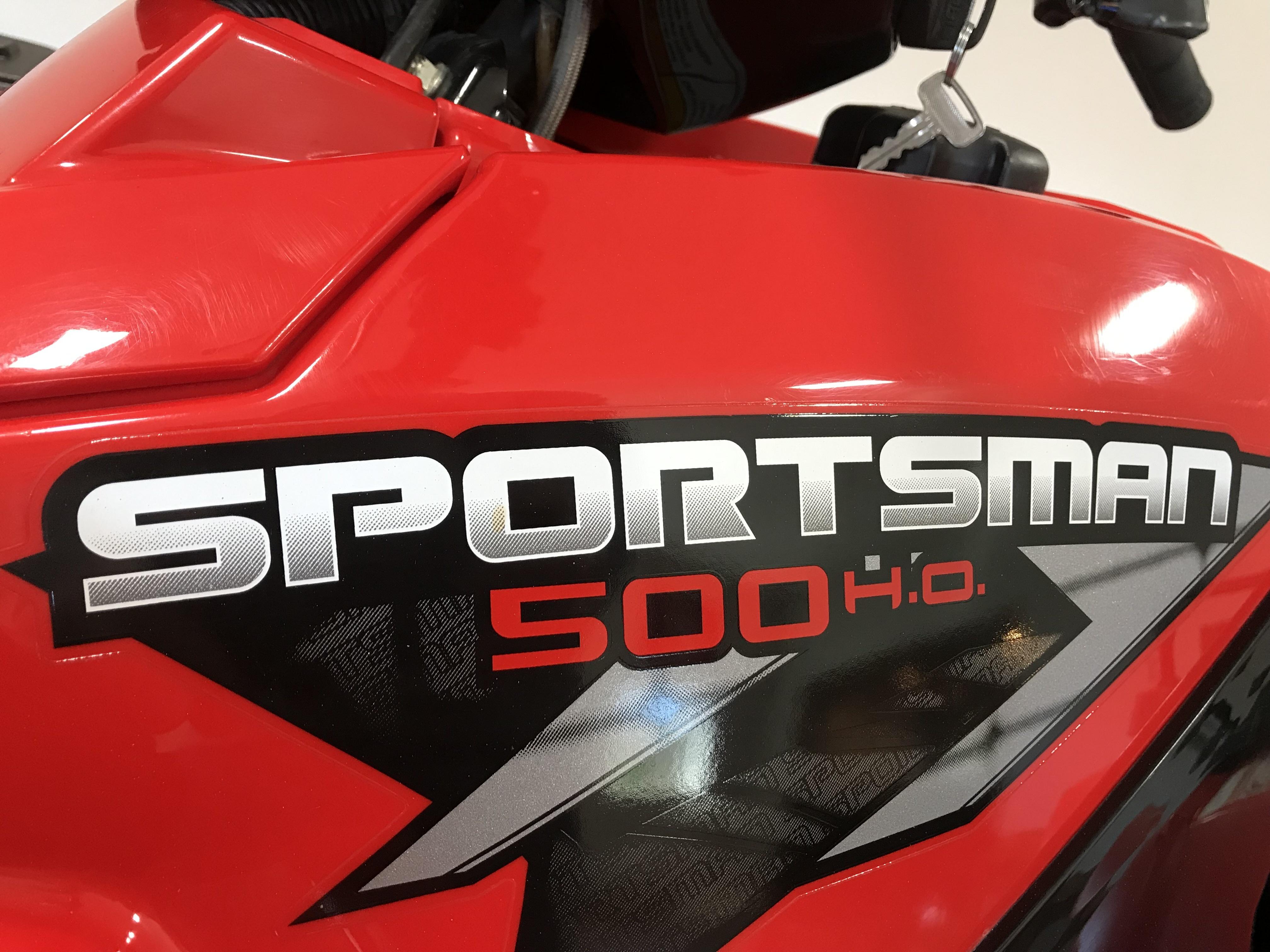 2010 Polaris Sportsman 500