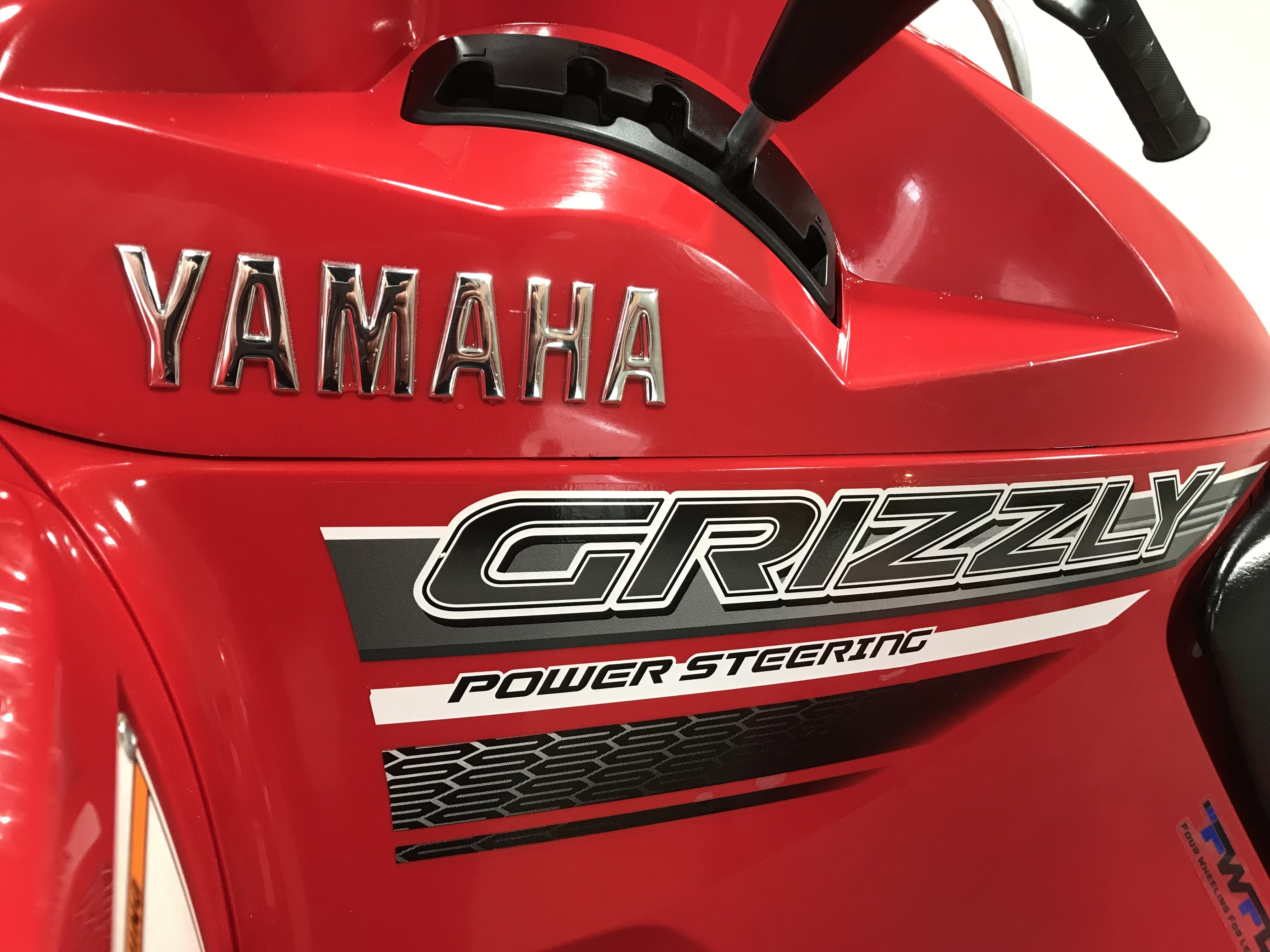 2016 Yamaha Grizzly 700 EPS - ONLY 319 Miles!