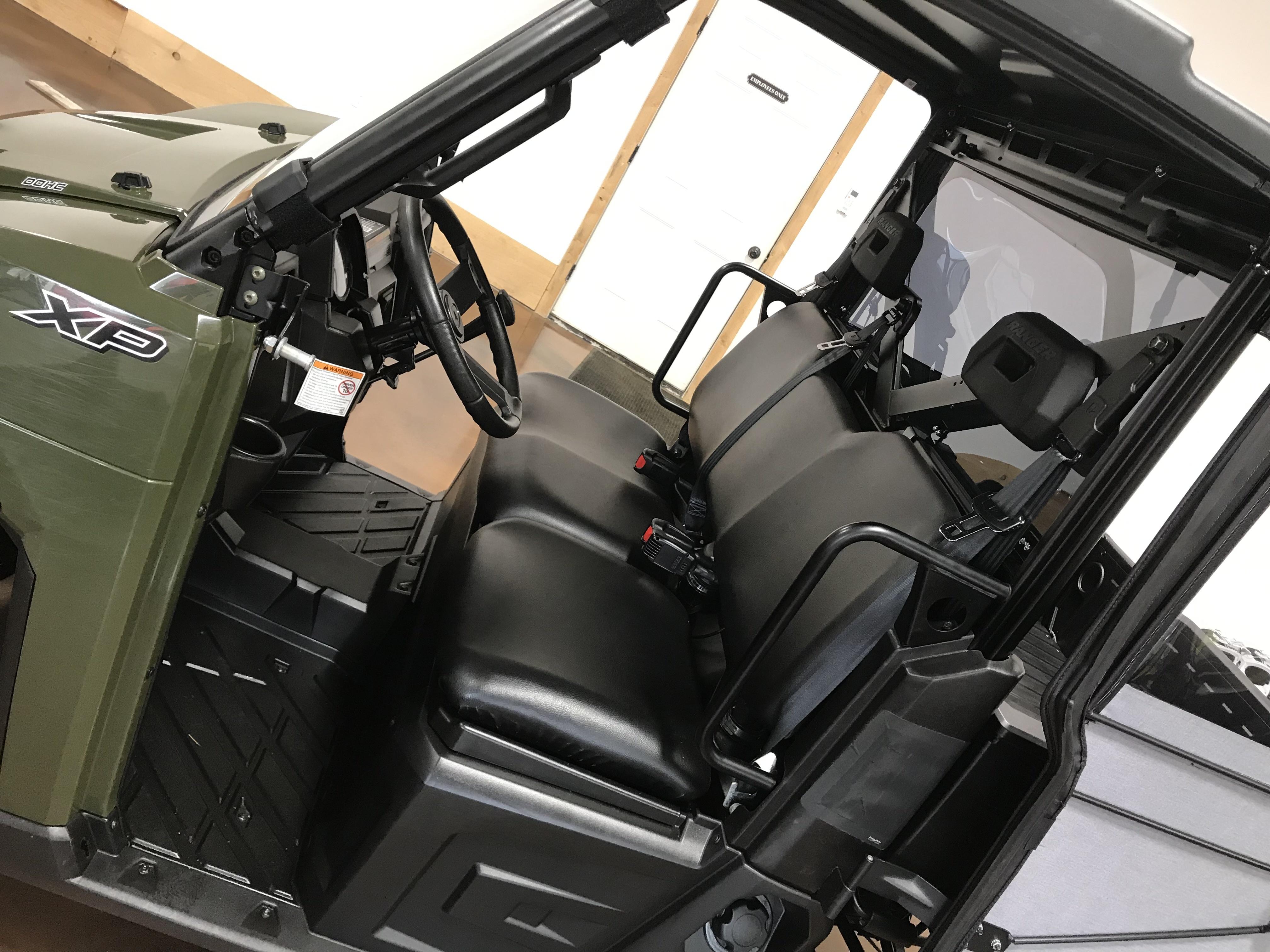 2018 Polaris Ranger XP 900 EPS - Full Cab & ONLY 540 Miles!