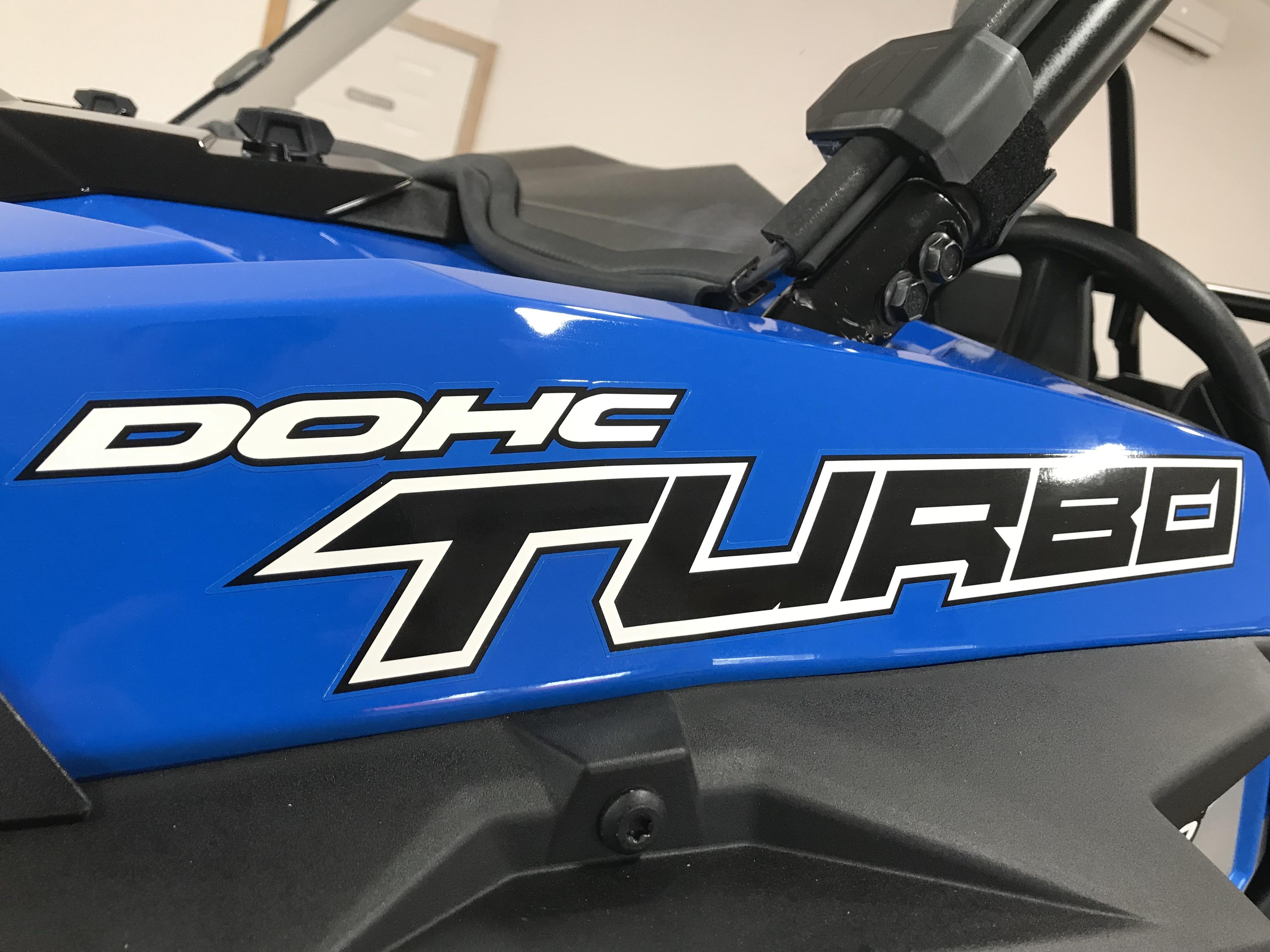 2018 Polaris RZR XP 1000 Turbo EPS - ONLY 224 Miles!