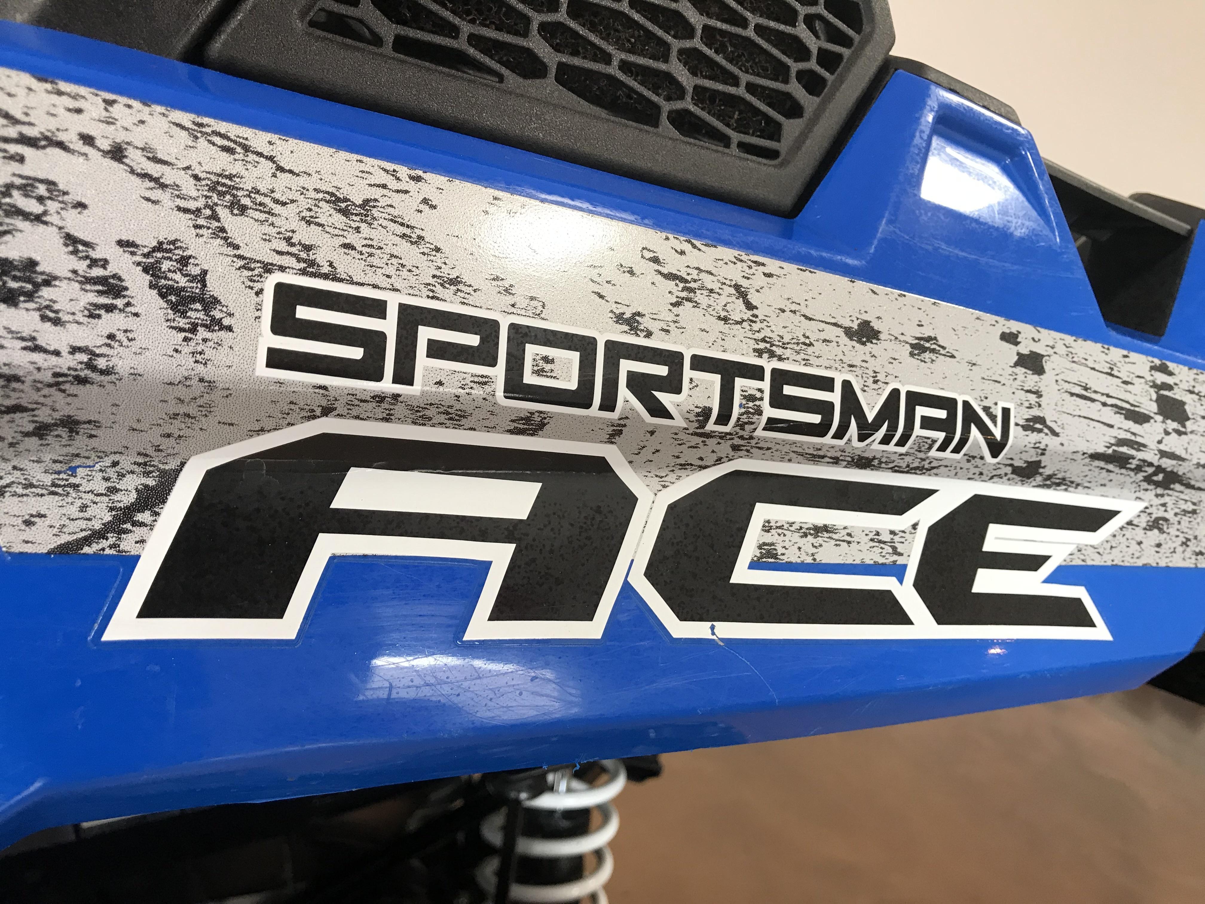 2015 Polaris Sportsman Ace 570
