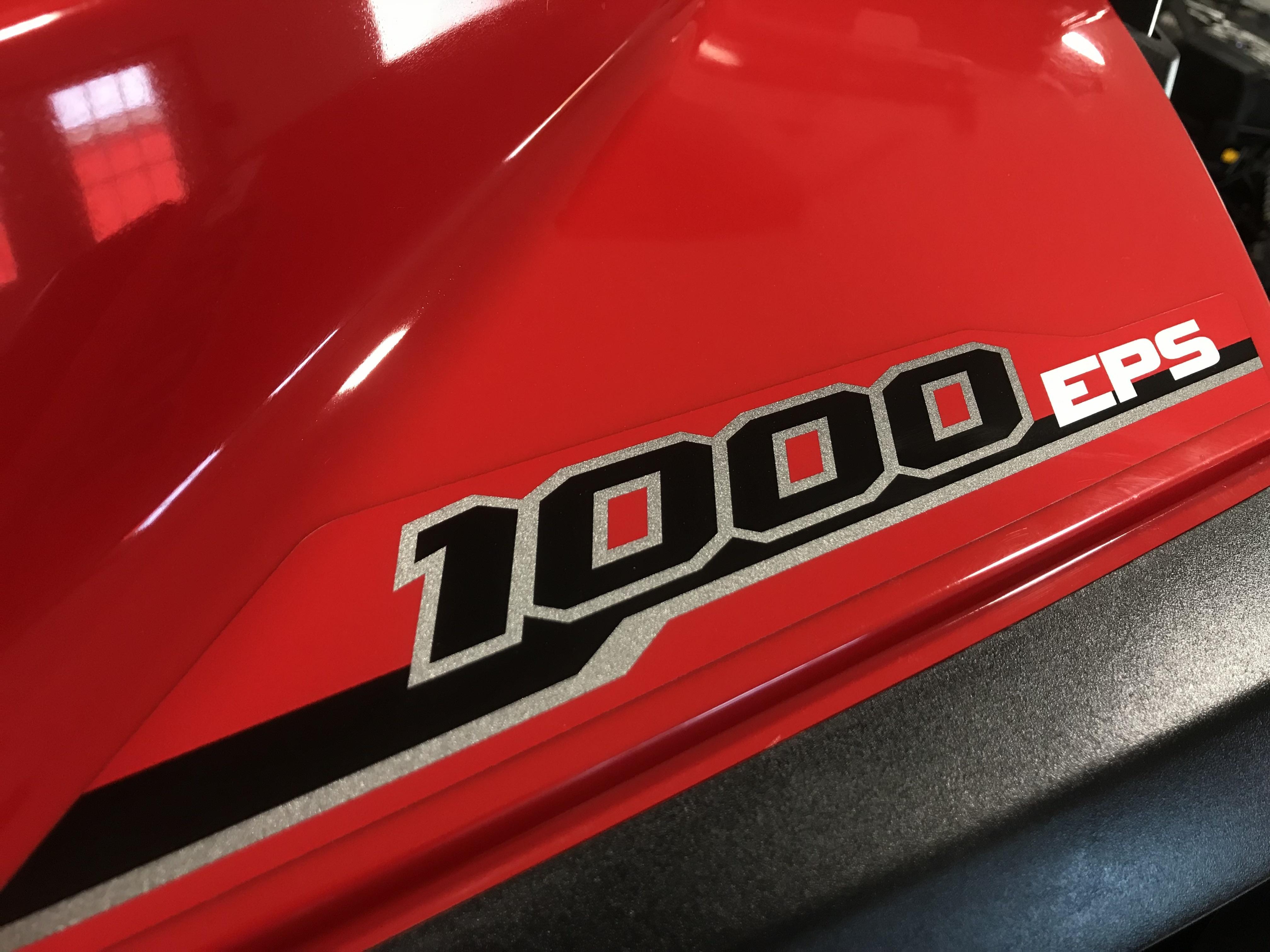 2016 Honda Pioneer 1000 EPS