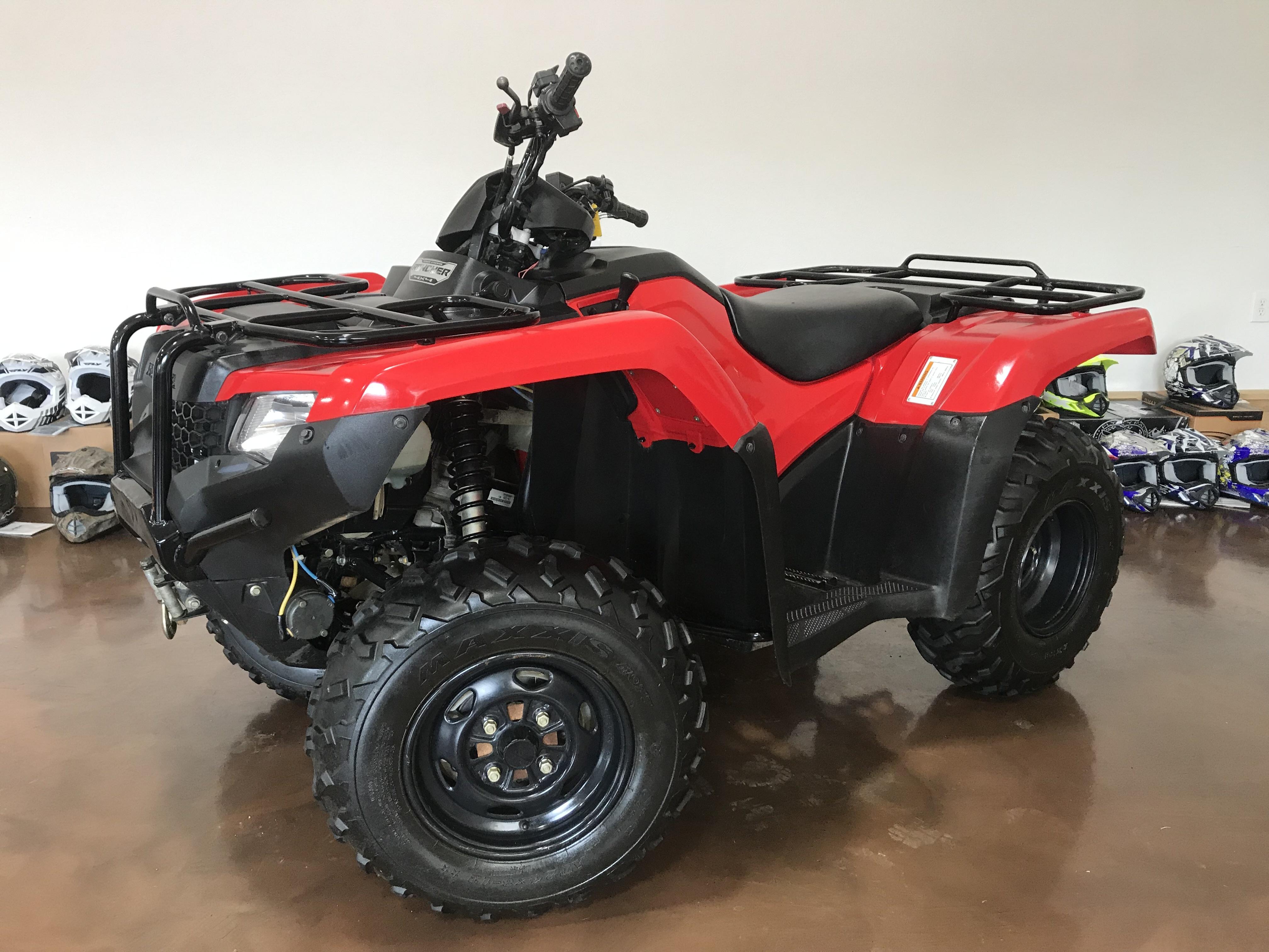 2016 Honda Rancher 420 EPS 79858