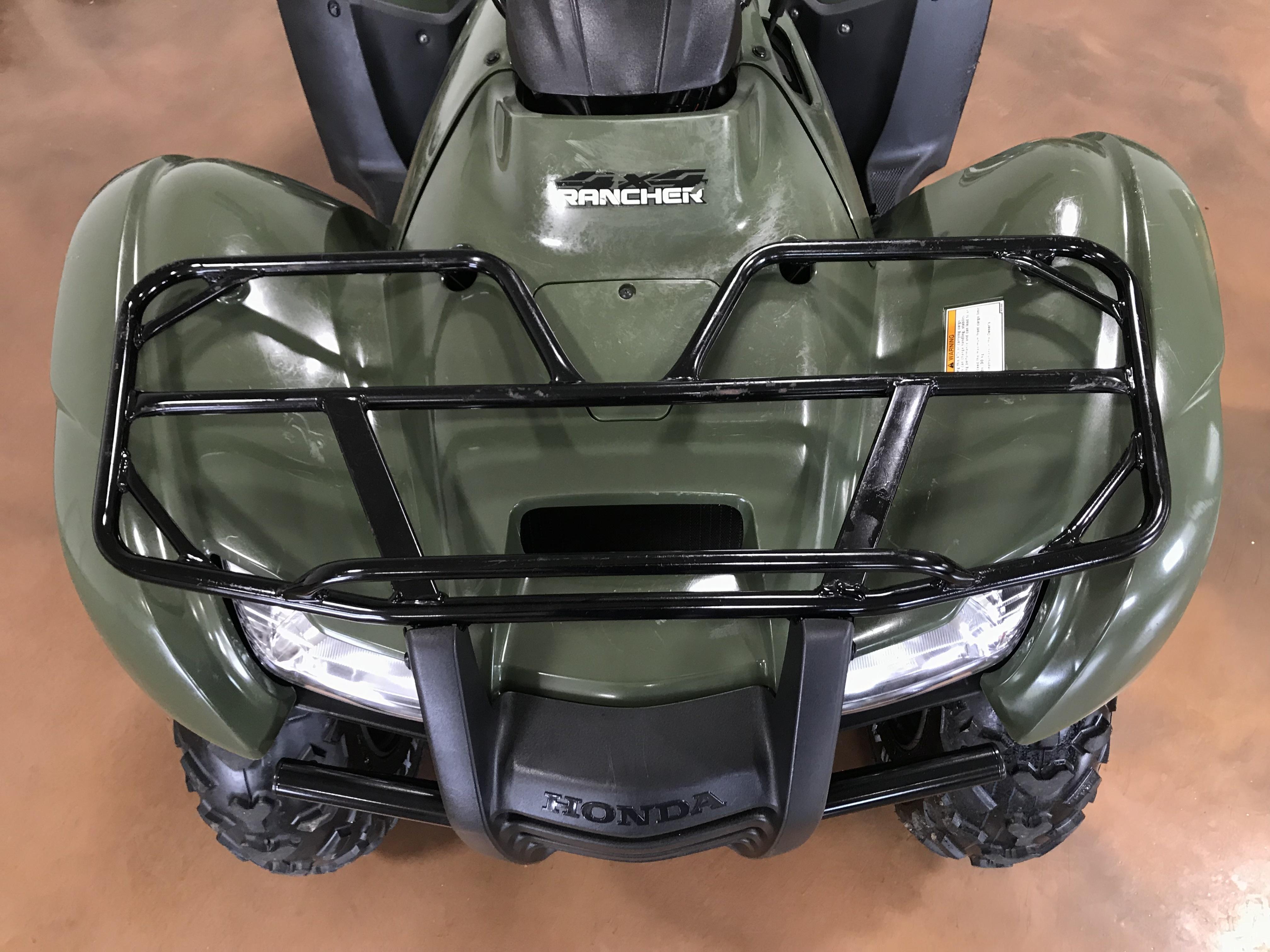 Pending - 2013 Honda Rancher 420