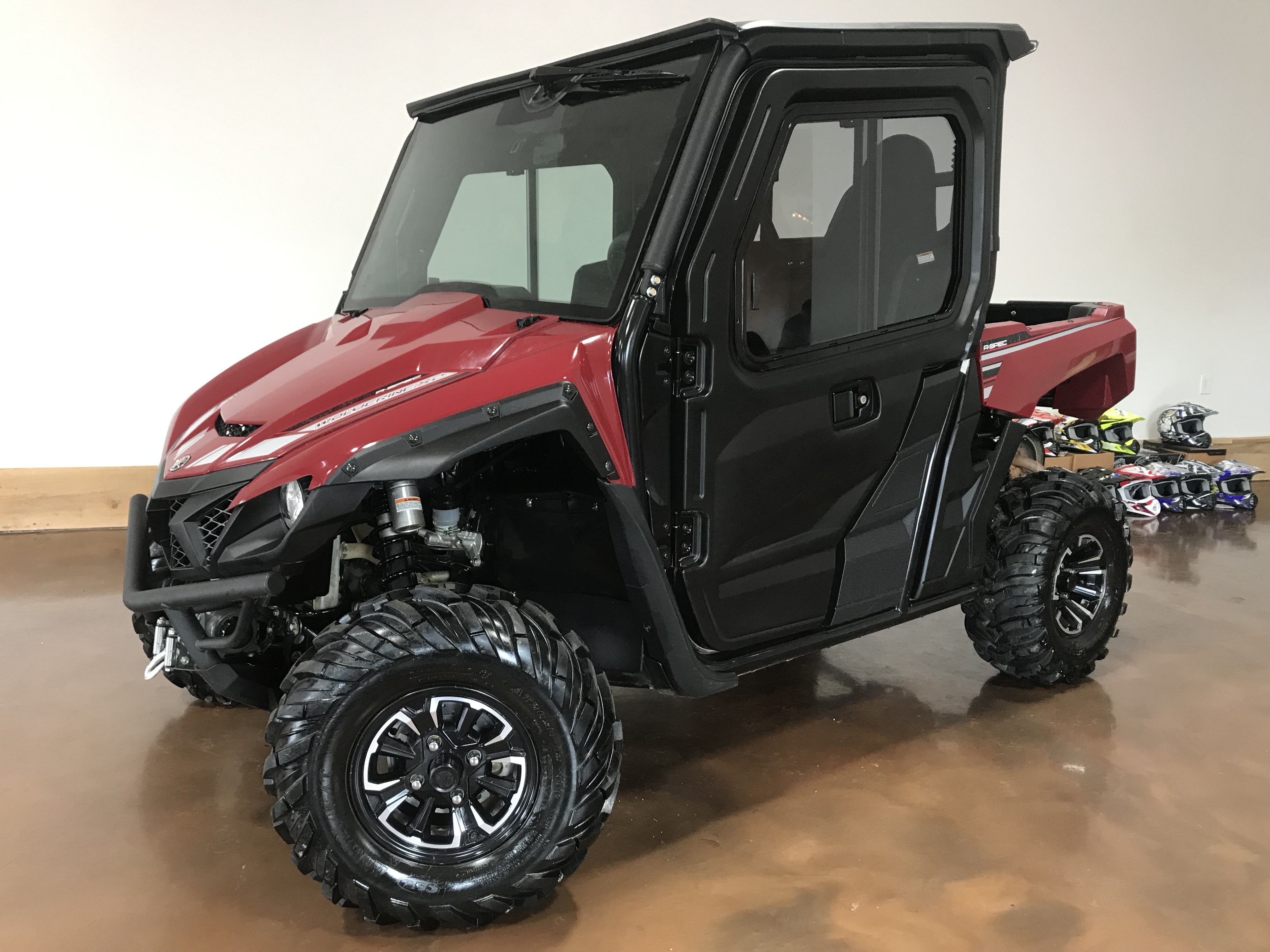 2019 Yamaha Wolverine X2 R-Spec - ONLY 597 Miles! 79860