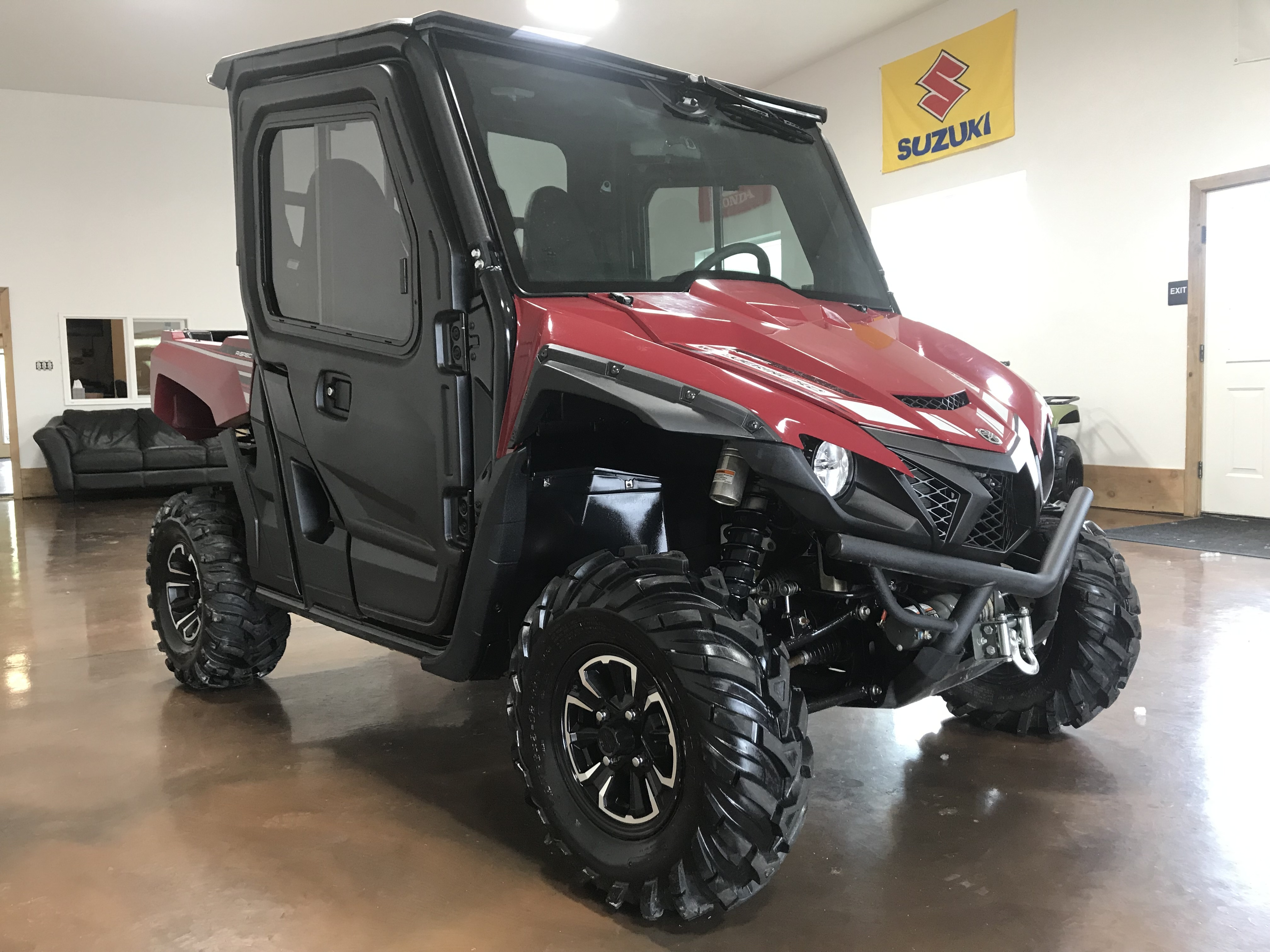 2019 Yamaha Wolverine X2 R-Spec - ONLY 597 Miles!