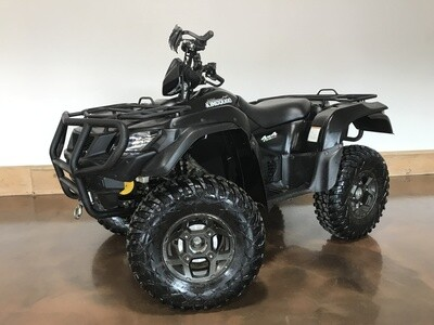 2017 Suzuki KingQuad 750 Rugged 4x4