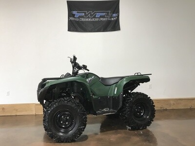 2014 Yamaha Grizzly 700 - ONLY 165 Miles!