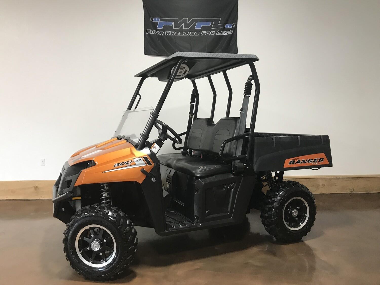 2013 Polaris Ranger 800 Midsize LE