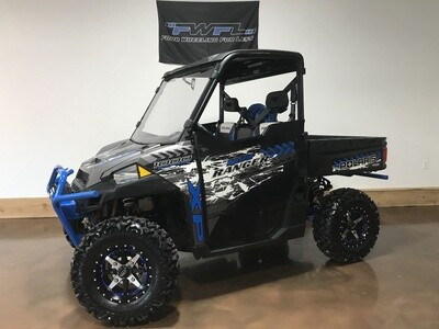 2017 Polaris Ranger XP 1000 EPS High Lifter Edition