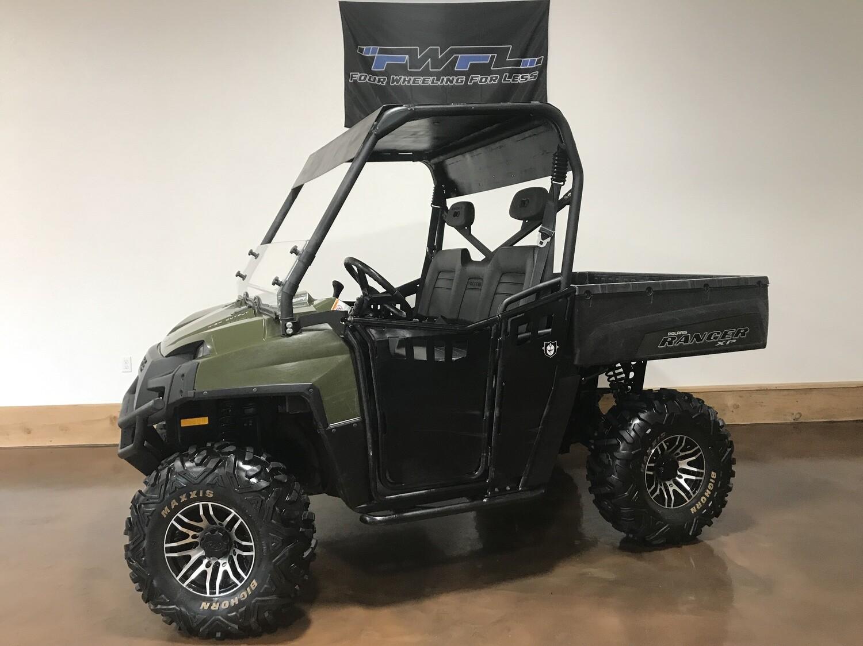 2011 Polaris Ranger XP 800 EPS
