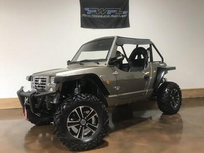 2017 Rebel West Powersports Rebel R2 4x4