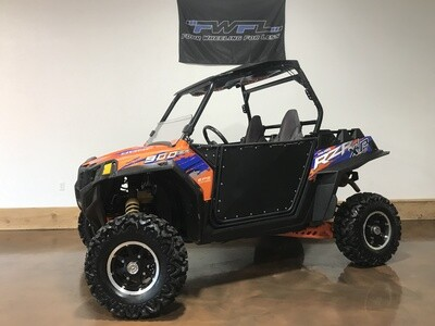 2013 Polaris RZR XP 900 EPS