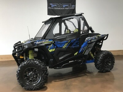 2017 Polaris RZR XP 1000 Ride Command Edition