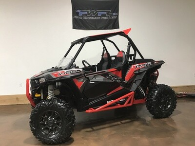 Pending - 2017 Polaris RZR XP 1000 EPS - ONLY 141 Miles!