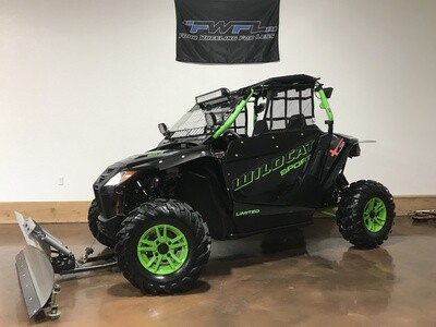 2016 Arctic Cat Wildcat Sport Limited EPS