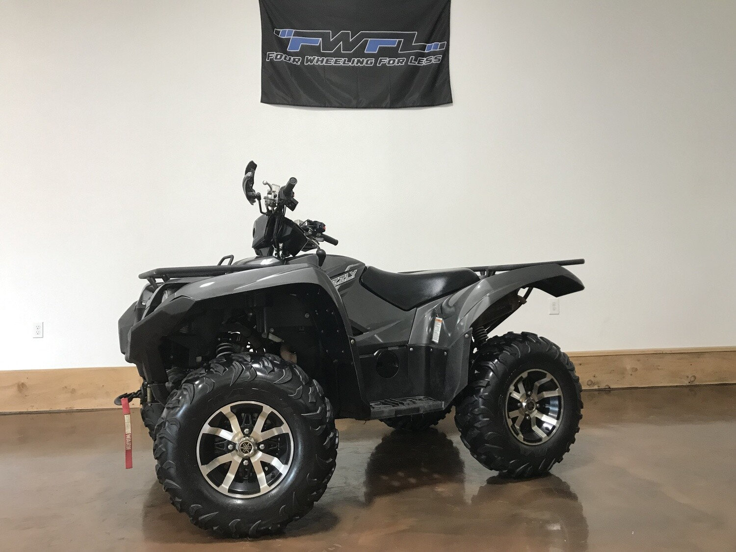 2016 Yamaha Grizzly 700 EPS SE
