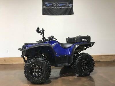 2014 Yamaha Grizzly 700 EPS