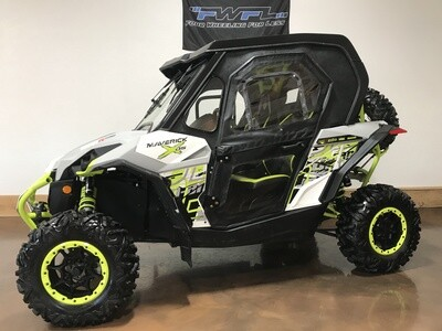 Pending - 2015 Can-Am Maverick 1000R X DS Turbo - ONLY 329 Miles!