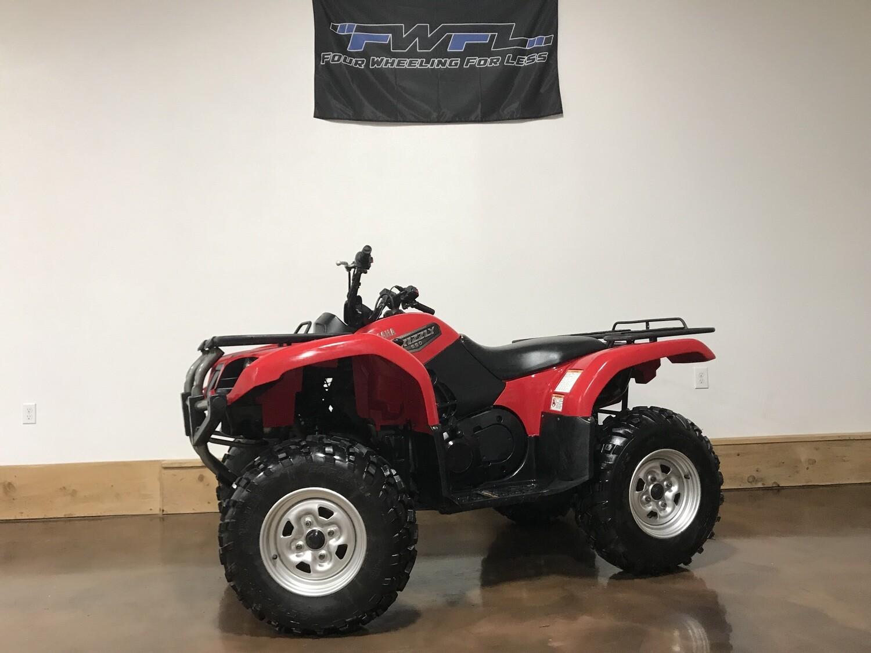 2007 Yamaha Grizzly 660