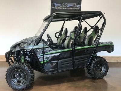 2018 Kawasaki Teryx 4 LE