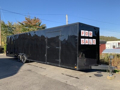 2018 Discovery Enclosed  Trailer 32'