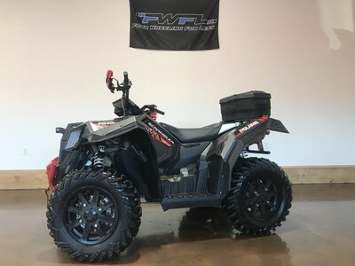 2016 Polaris Scrambler XP 1000 EPS