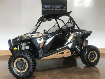 2017 Polaris RZR XP 1000 EPS Trails and Rocks Edition - ONLY 202 Miles!