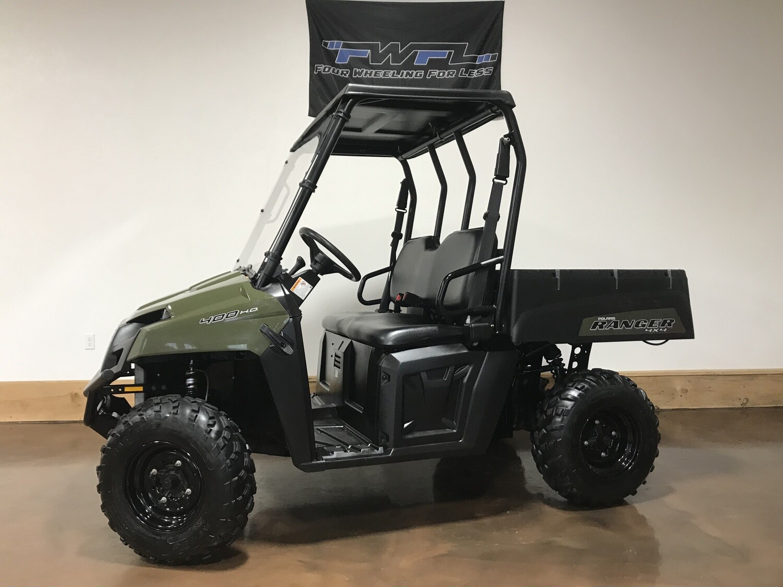 2014 Polaris Ranger 400 Midsize