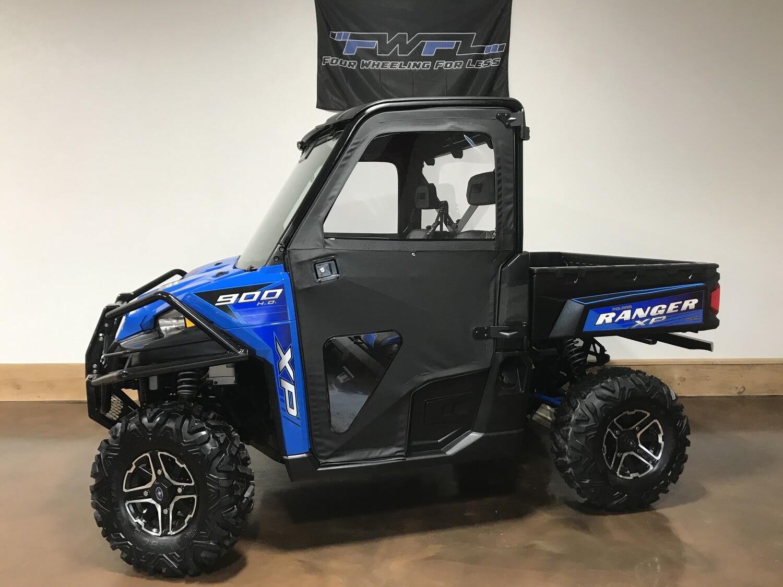 2016 Polaris Ranger XP 900 EPS