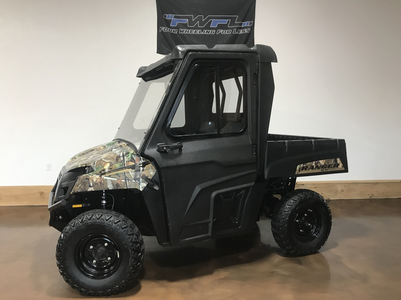 Pending - 2013 Polaris Ranger EV