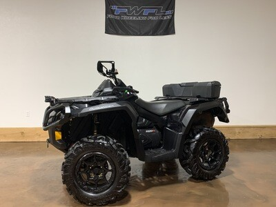2017 Can-Am Outlander 1000 XT-P