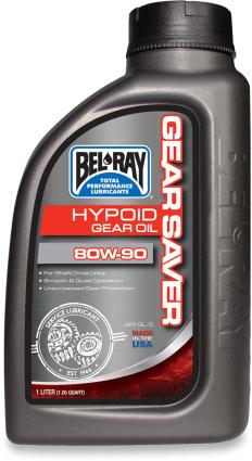 BEL-RAY GEAR SAVER HYPOID GEAR OIL 80W-90 1L