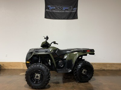 2013 Polaris Sportsman 400 - ONLY 324 Miles!