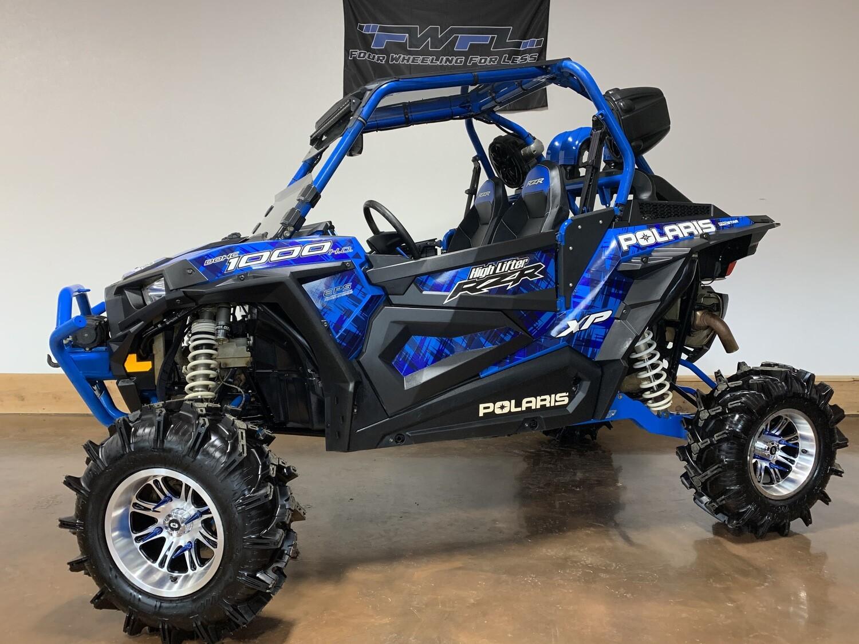 2017 Polaris RZR XP 1000 EPS - High Lifter Edition