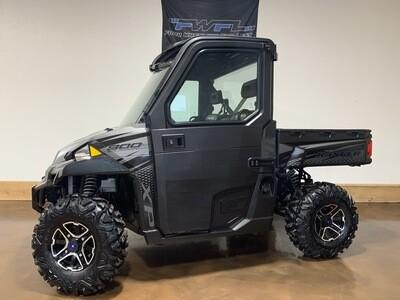 Pending - 2018 Polars Ranger XP 900 EPS