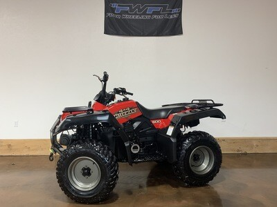Pending - 1999 Yamaha Grizzly 600 4x4 - ONLY 903 Miles!