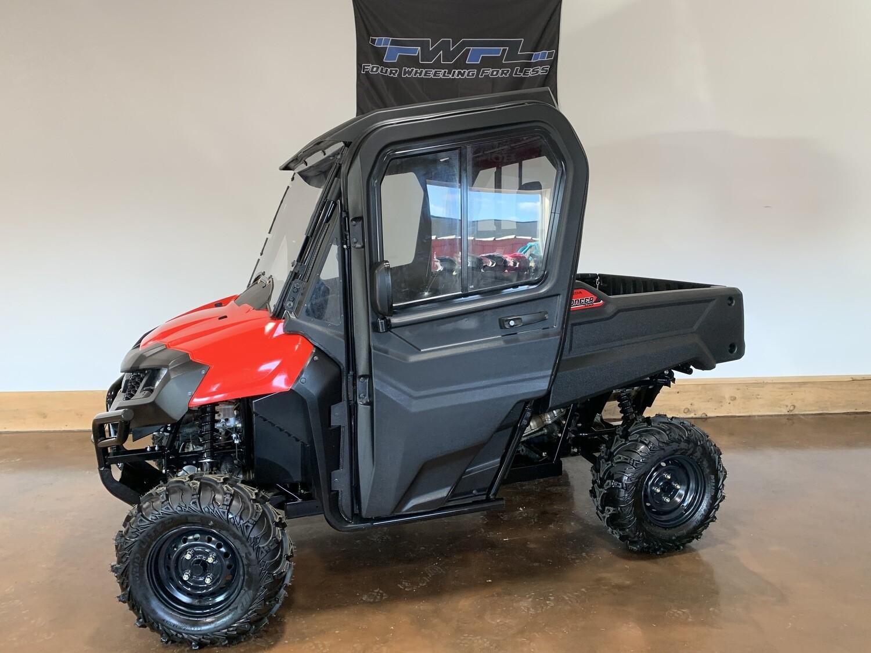 2016 Honda Pioneer 700