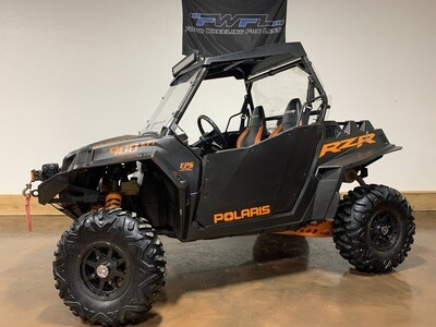 2014 Polaris RZR XP 900