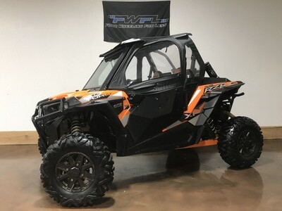 2016 Polaris RZR XP 1000 Turbo EPS - 5 YEAR WARRANTY INCLUDED!