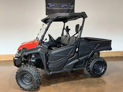 2016 Honda Pioneer 1000 EPS - As low as $192/Month!
