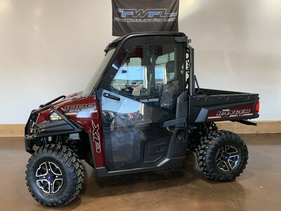 2017 Polaris Ranger XP 1000 Ranch Edition