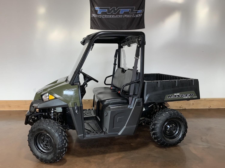 2016 Polaris Ranger 570 Midsize